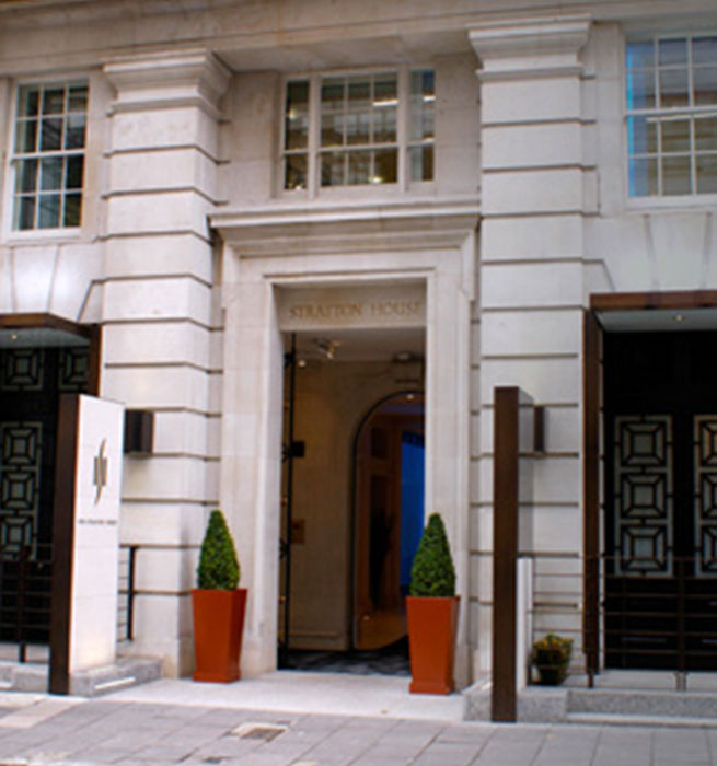 ISG, Mayfair London
